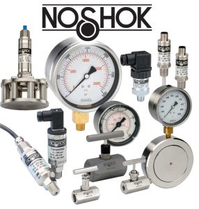 noshock, gauges, measuring intruments