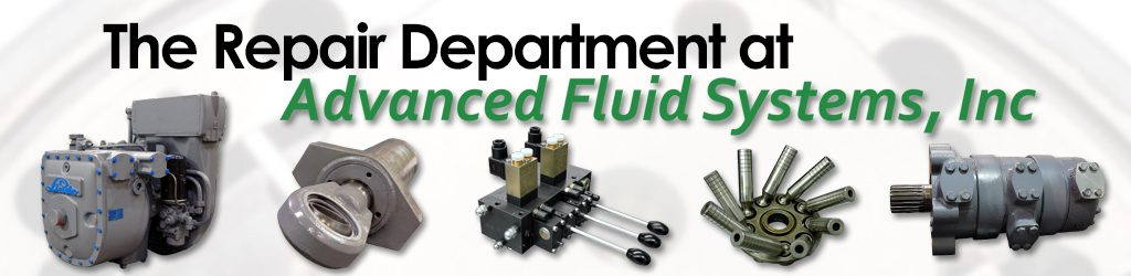 Repair services at Advanced Fluid Systems