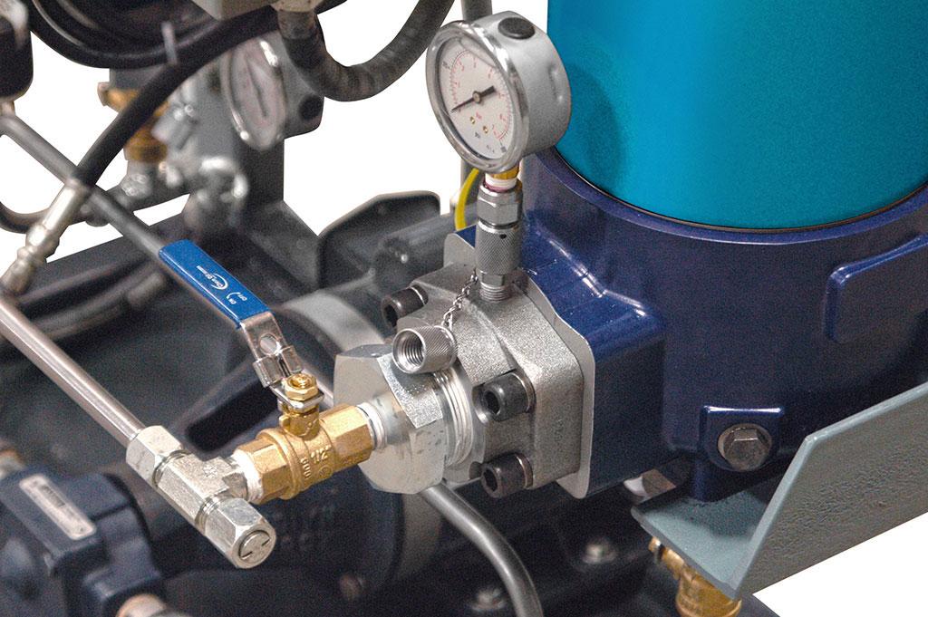 Custom Hydraulic Filter Cart Offline Filtration