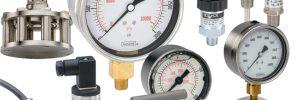 noshock gauges and measuring instruments